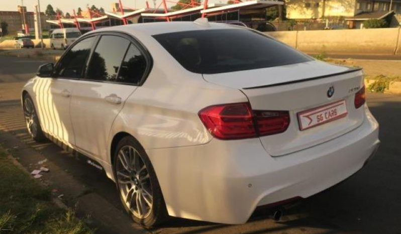 BMW 4 Series 2014 full